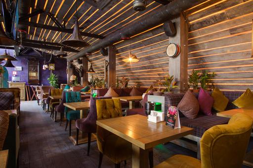 Ресторан «Урюк» на Павелецкой