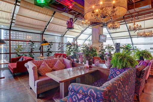 Ресторан «Урюк» в ТРЦ «Европейский», 3 этаж