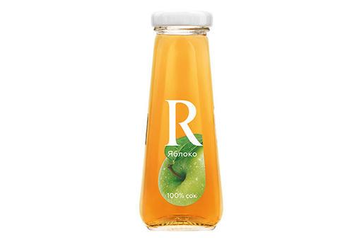 Сок rich яблочный