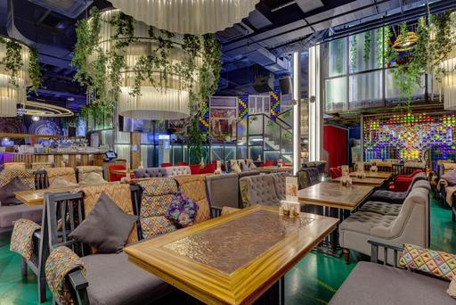 Ресторан «Урюк» на Пражской в ТРЦ «Columbus», 4 этаж