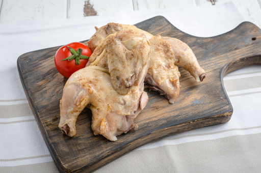 Цыпленок на пару
