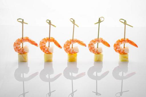 Креветка-ананас