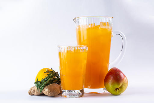 Лимонад облепиха манго