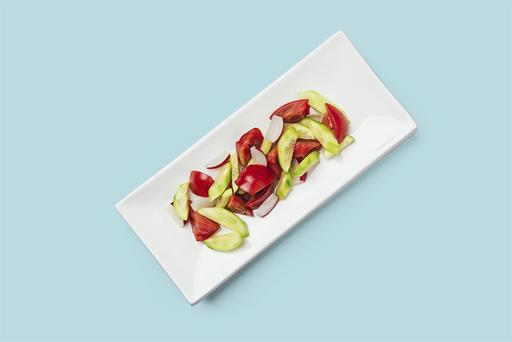 Салат помидорка