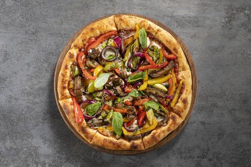 Пицца Овощи-гриль