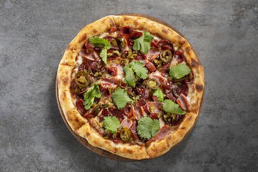 Пицца Мясная салями