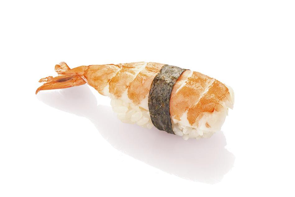 Суши с креветкой